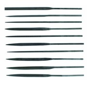 Vallejo Budget needle file set - vijlen set - 10x - Vallejo Tools - T03001