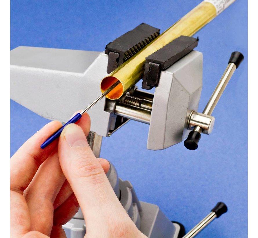 Diamond File set 100mm - diamant vijlen - 5x - Vallejo Tools - T03004