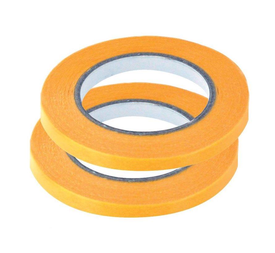 Precision Masking Tape 6mmx18m - 2x - Vallejo Tools - T07005