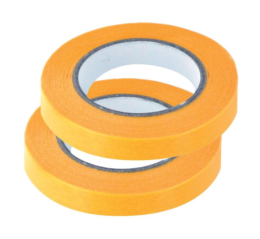 Precision Masking Tape 10mmx18m - 2x - Vallejo Tools - T07006