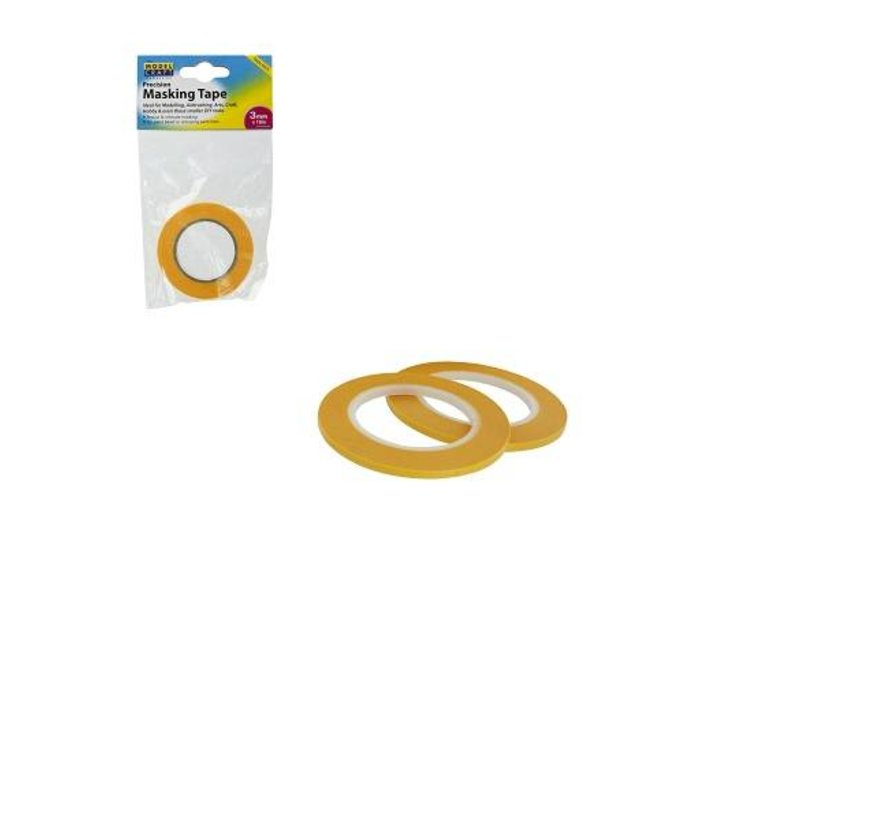 Masking Tape 2x 3mm - PMA2003
