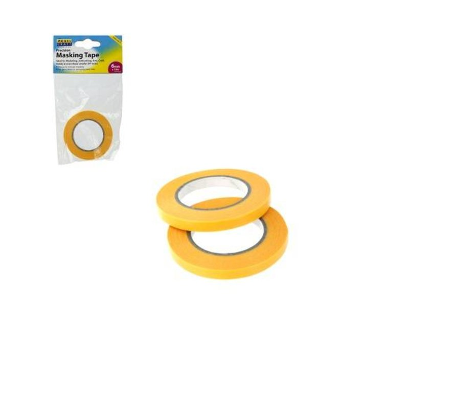 Masking Tape 2x 6mm - PMA2006