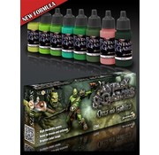 Scale 75 Orcs and Goblins - Fantasy & Games - 8 kleuren - 17ml - SSE-016