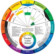 Color Wheel Company Pocket Color Wheel US - 13cm - 3501