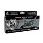 """Vallejo Model Air USAF Colors """"Vietnam War"""" Scheme Sea - 8 kleuren - 17ml - 71204"""