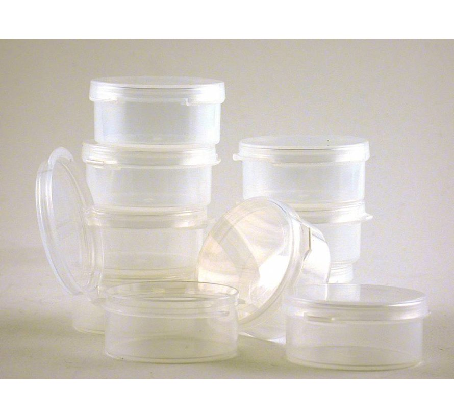 Solvent Cups (Oplosmiddelbekers) - 10x - MA-912,4