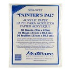 Masterson Art Sta-Wet Painter's Pal Acrylic Film Refill - 30x - MA-912,1