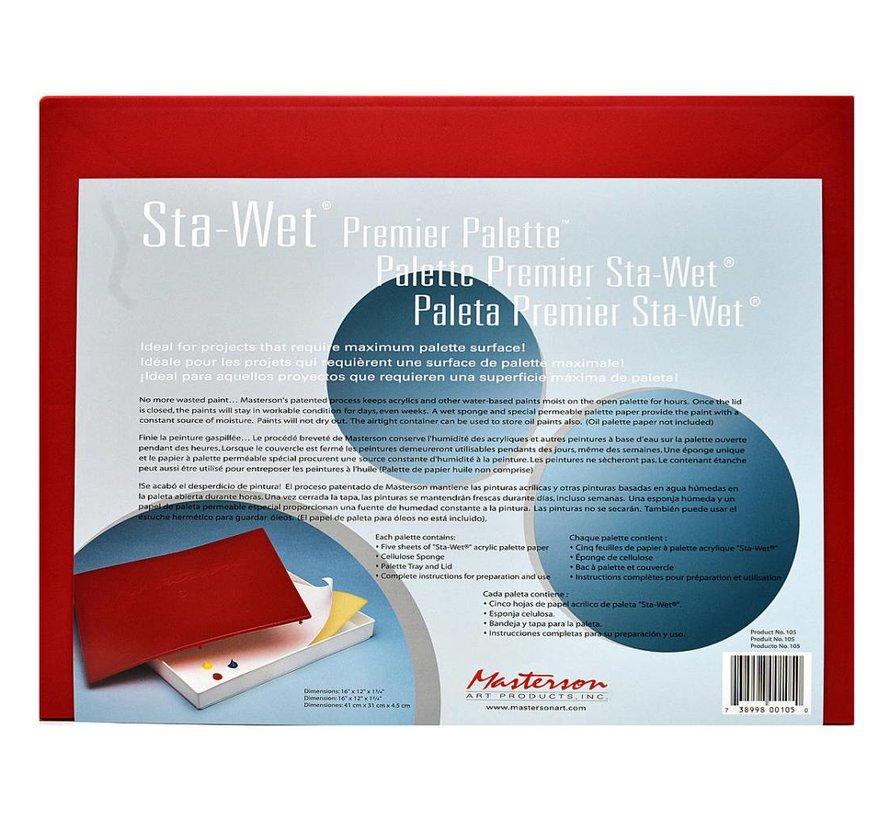 Sta-Wet Premier Palette (40cm x 30cm) - MA-105