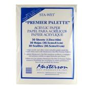 Masterson Art Sta-Wet Premier Acrylic Film Refill - 30x - MA-105,1