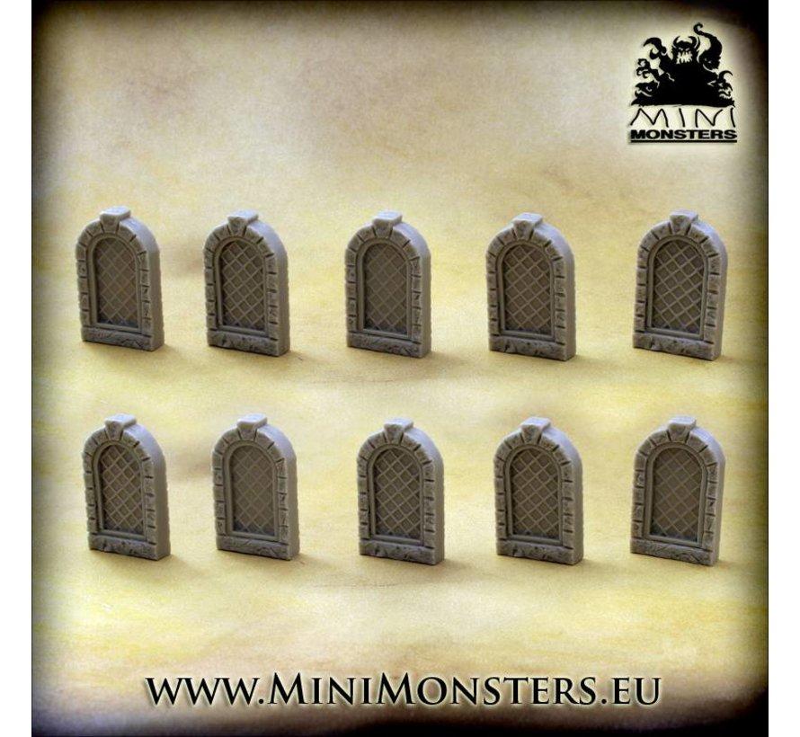 Windows Set 1 - 10x - MM-0072