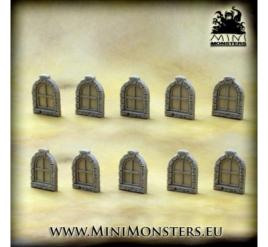 Windows Set 2 - 10x - MM-0073