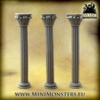 Mini Monsters Corinthian Columns - 3x - MM-56