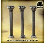 Mini Monsters Corinthian Columns - 3x - MM-56