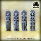 Mini Monsters Figures Mix - MM-66