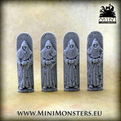 Mini Monsters Figures Monk - MM-65
