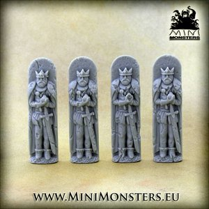 Mini Monsters Figures King - MM-63