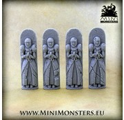 Mini Monsters Figures Lady - MM-62