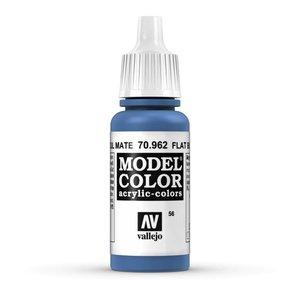 Vallejo Model Color Flat Blue -17ml -70962