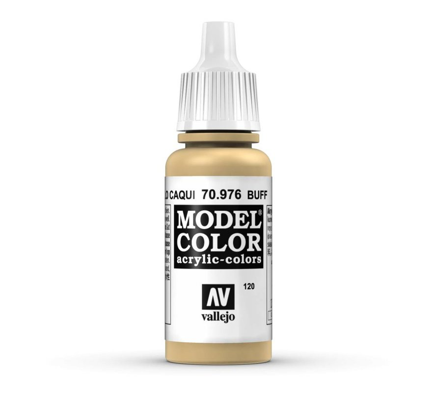Model Color Buff -17ml -70976