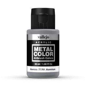 Vallejo Metal Color Aluminium - 32ml - 77701