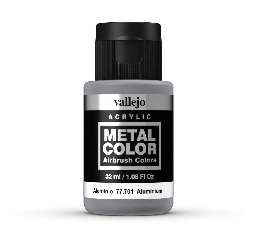 Metal Color Aluminium - 32ml - 77701