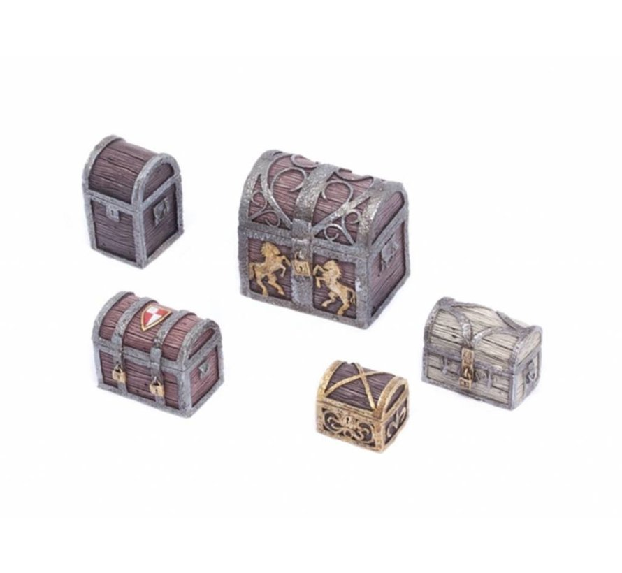 Travel Chest and Boxes set 1 - TTA601082
