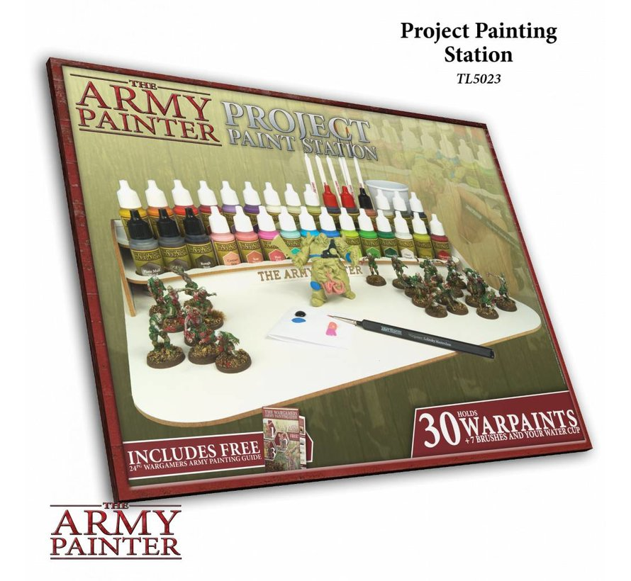 Project Paint Station - TL5023