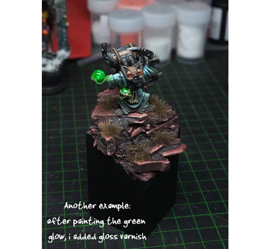 ModelColor Fluo Green - 17ml - 70737