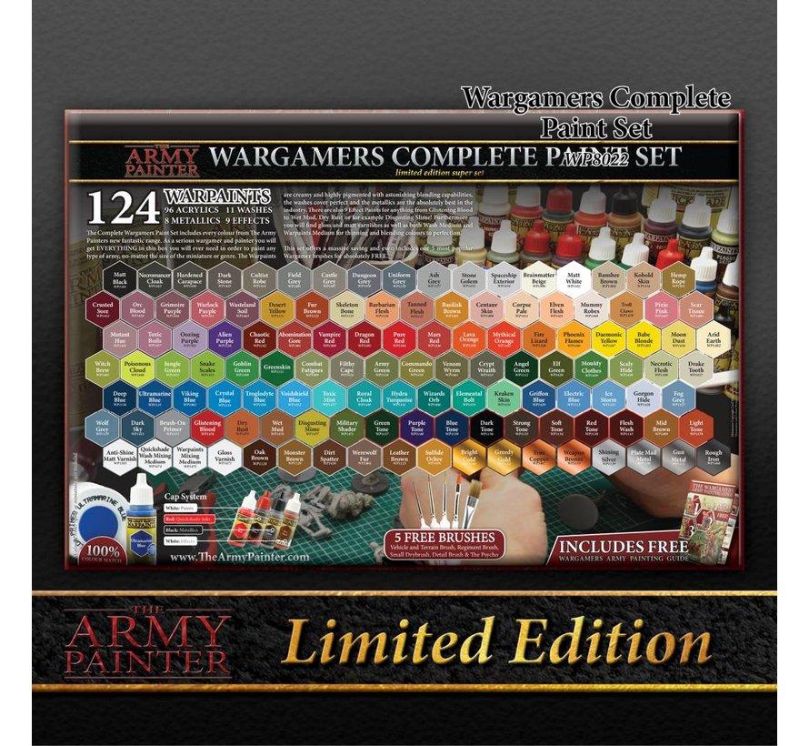 Complete Warpaints Set Limited Edition - 124 kleuren - 17ml - WP8022