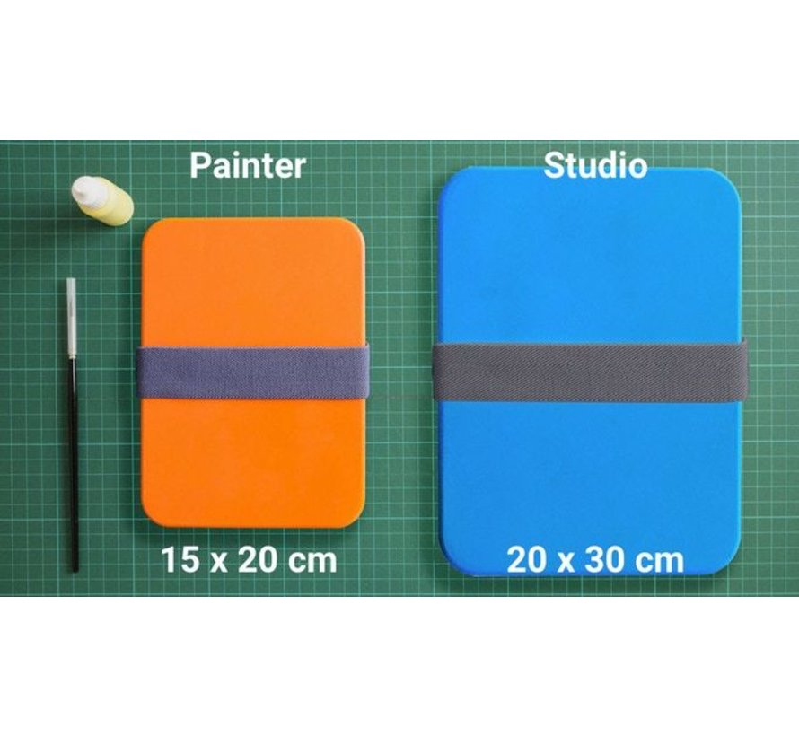 Studio XL Everlasting Wet-Palette - 20cm x 30cm