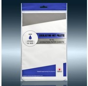 Redgrassgames Studio XL Everlasting Wet-Palette Hydration Paper - 50x  - 20cm x 30cm