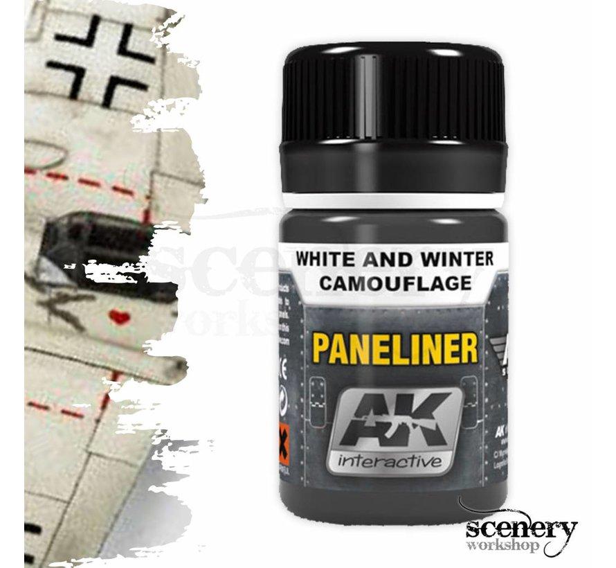 Paneliners Weathering Set Combo - 5x35ml - AK2070