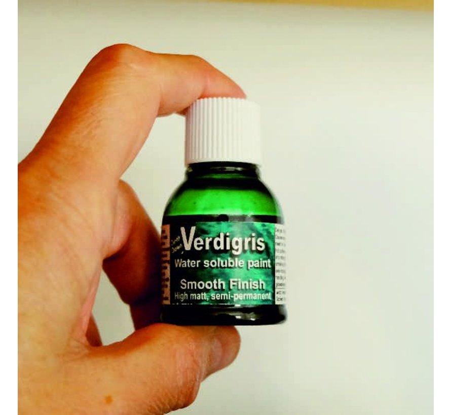 Groen Verdigris-effect - 25 ml - VE / 25/1