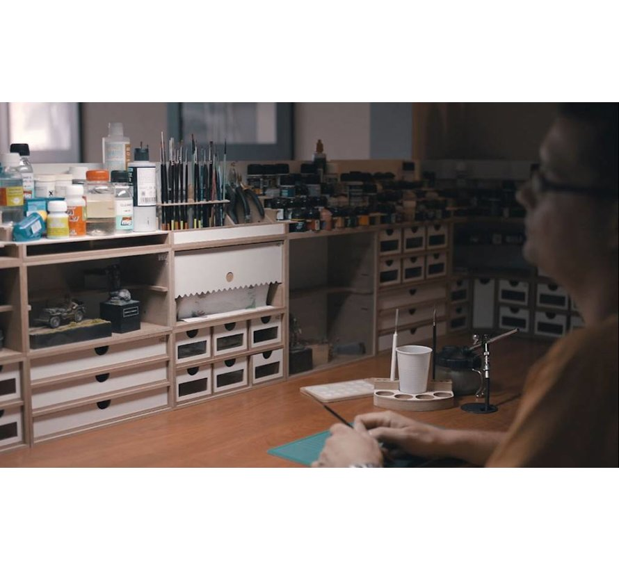 Corner Paints Module 36mm - OM06b
