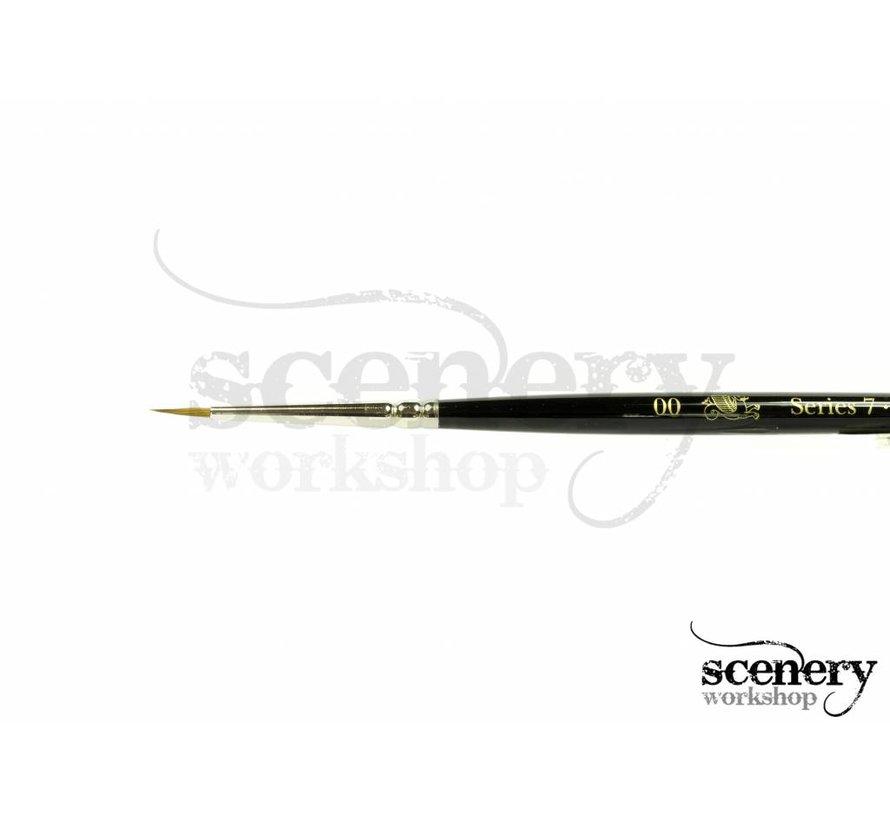 Series 7 - Kolinsky 00 - 5007020