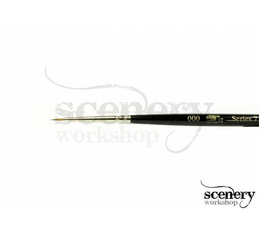 Series 7 - Kolinsky 000 - 5007030