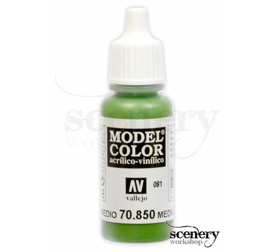 Model Color Medium Olive -17ml -70850