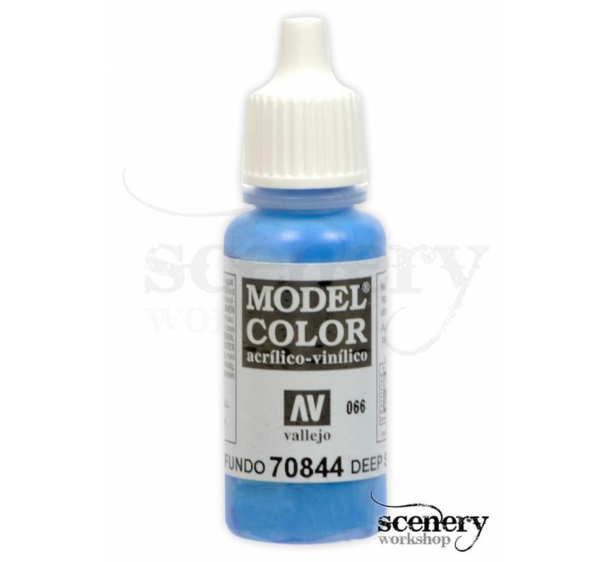 Model Color Deep Sky Blue -17ml -70844