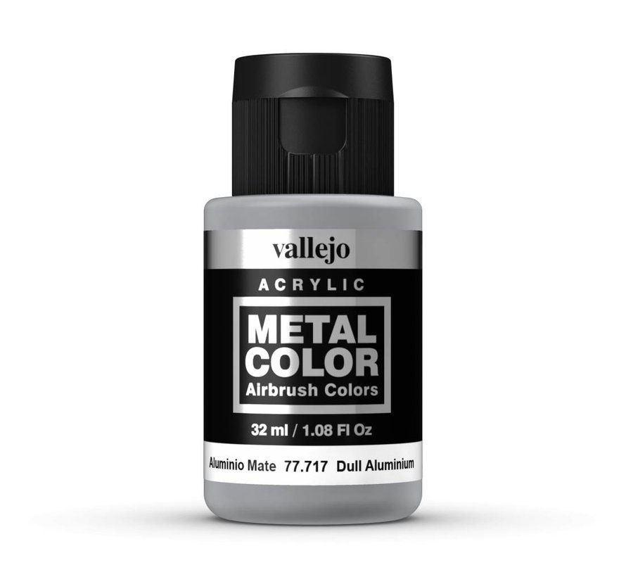 Metal Color Dull Aluminium - 32ml - 77717