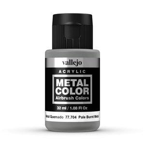 Vallejo Metal Color Pale Burnt Metal - 32ml - 77704