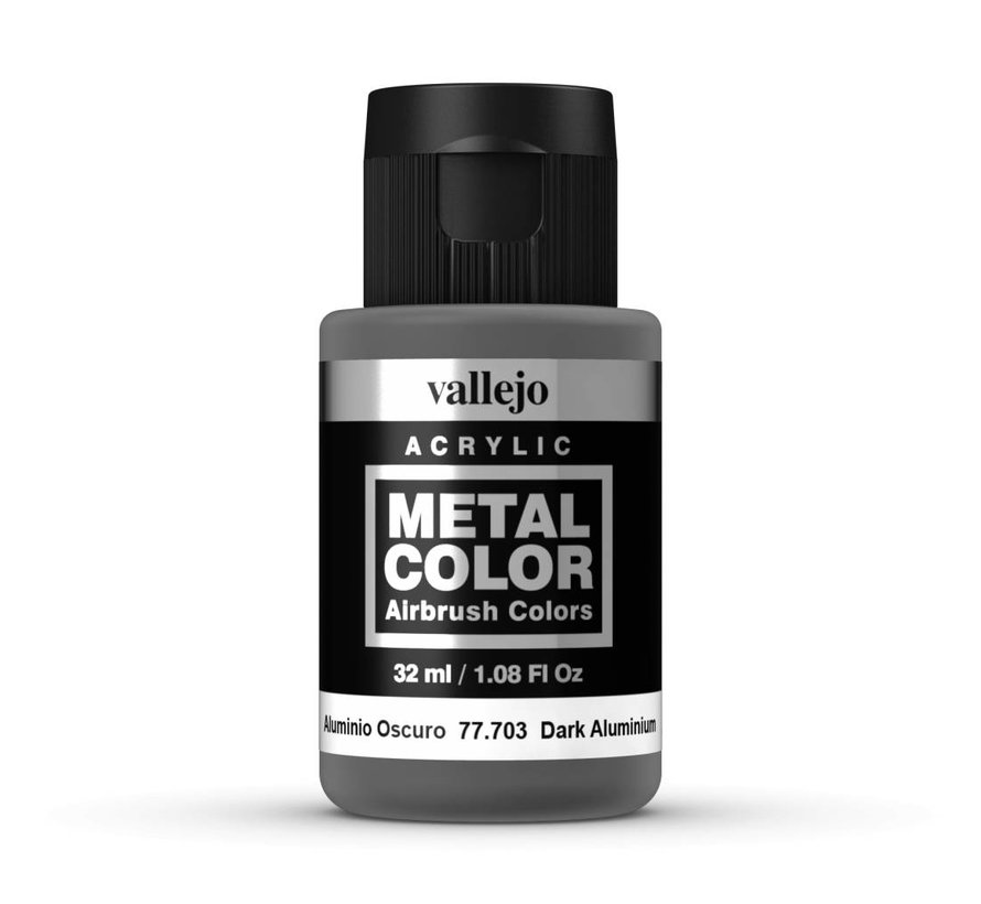 Metal Color Dark Aluminium - 32ml - 77703