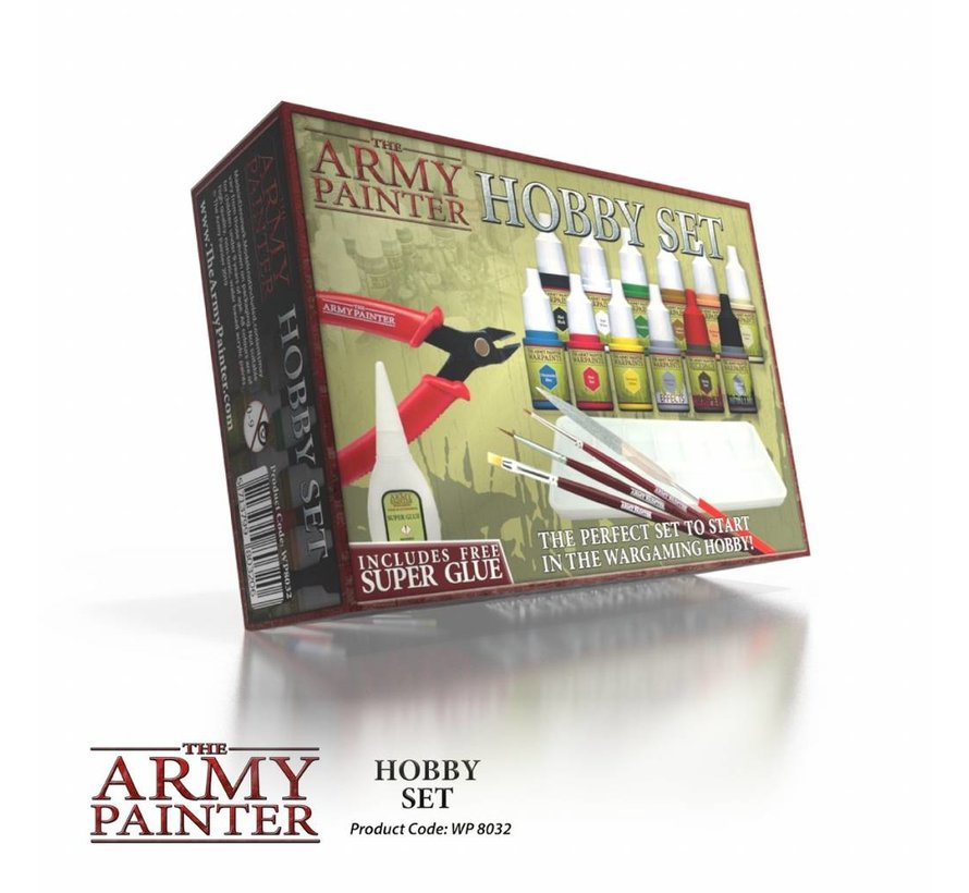 The Army Painter Hobby Set - 21st - WP8032