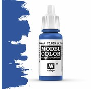 Vallejo Model Color Ultramarine Blue - 17ml -70839