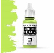 Vallejo ModelColor Fluo Green - 17ml - 70737