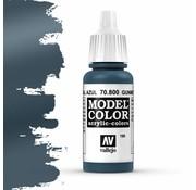 Vallejo Model Color Gunmetal Blue - 17ml - 70800
