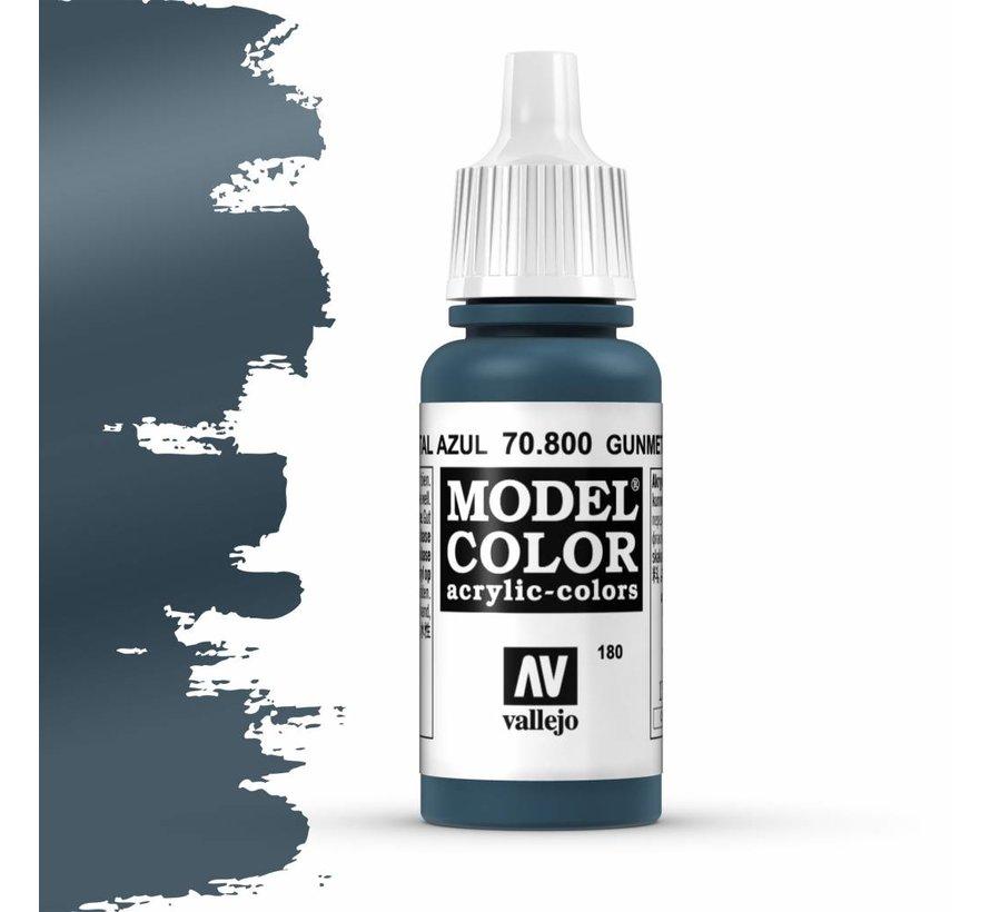 Model Color Gunmetal Blue - 17ml - 70800