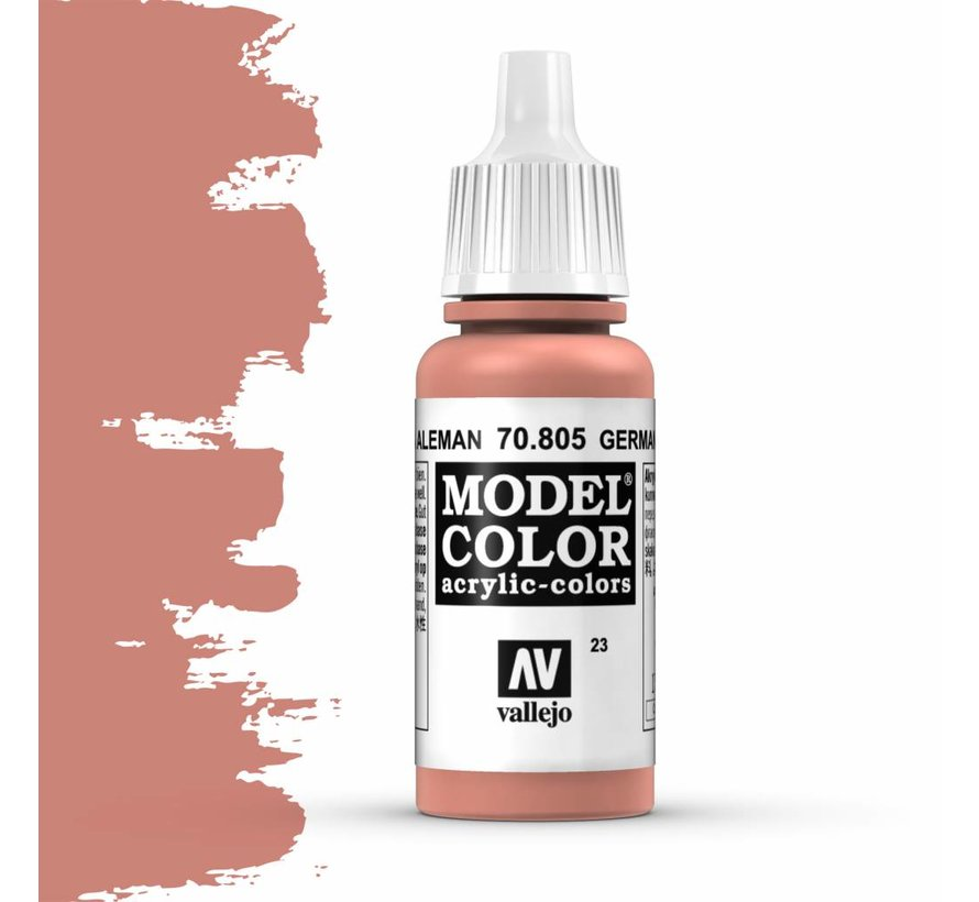 Model Color German Orange -17ml -70805