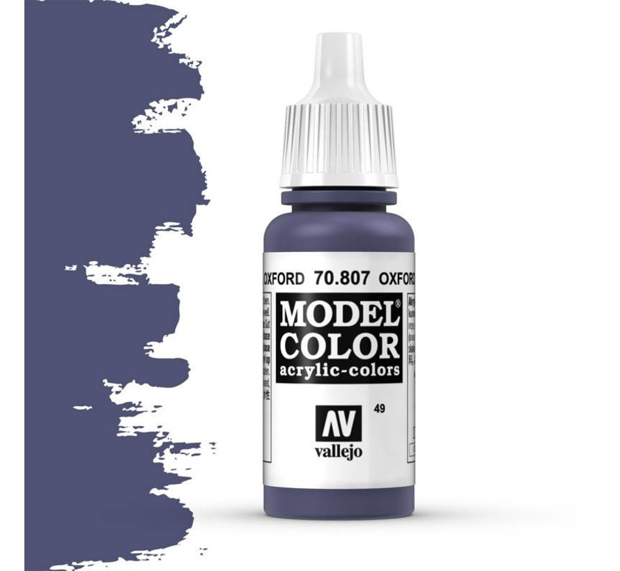 Model Color Oxford Blue -17ml -70807