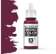 Vallejo Model Color Violet Red -17ml -70812