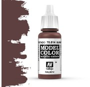 Vallejo Model Color Burnt Red -17ml -70814